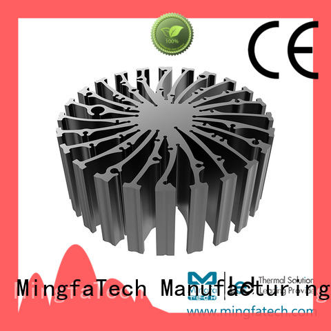 automotive diy heatsink cylindrical supplier for mall