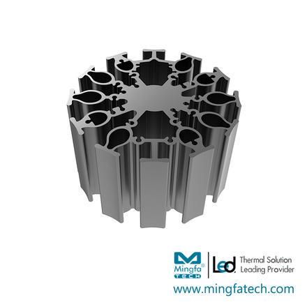 passive light aluminum star 40w led heatsink Mingfa Tech Brand