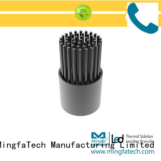 heatsink kit can light housing coolers accessory Mingfa Tech company