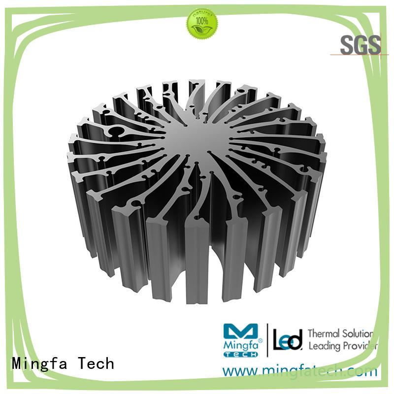 EtraLED-13020/13040/13050/13080 cylindrical extruded aluminum heatsink