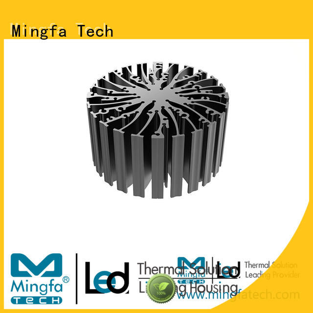 Mingfa Tech DIY led star heat sink etraled702070507080 for station