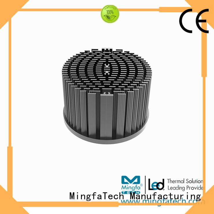 aluminium heatsink extrusion sink for mall Mingfa Tech