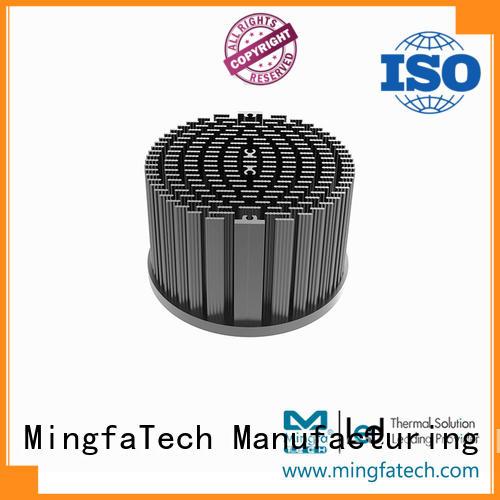 Mingfa Tech xled60306050 heat sink size supplier for education