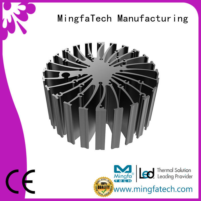 Mingfa Tech heatsink cob led light design for mall