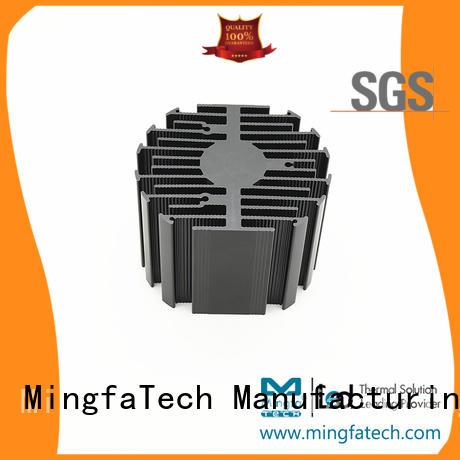Mingfa Tech passive led bulb heat sink manufacturer design for station