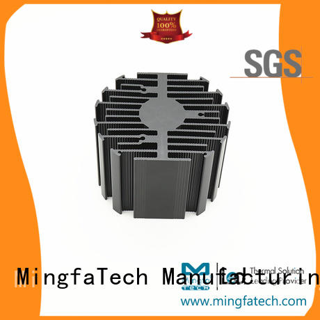 Mingfa Tech passive led bulb heat sink manufacturer design for station