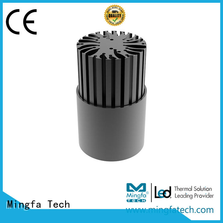 Mingfa Tech spinning remodeling recessed light housing supplier for horticulture