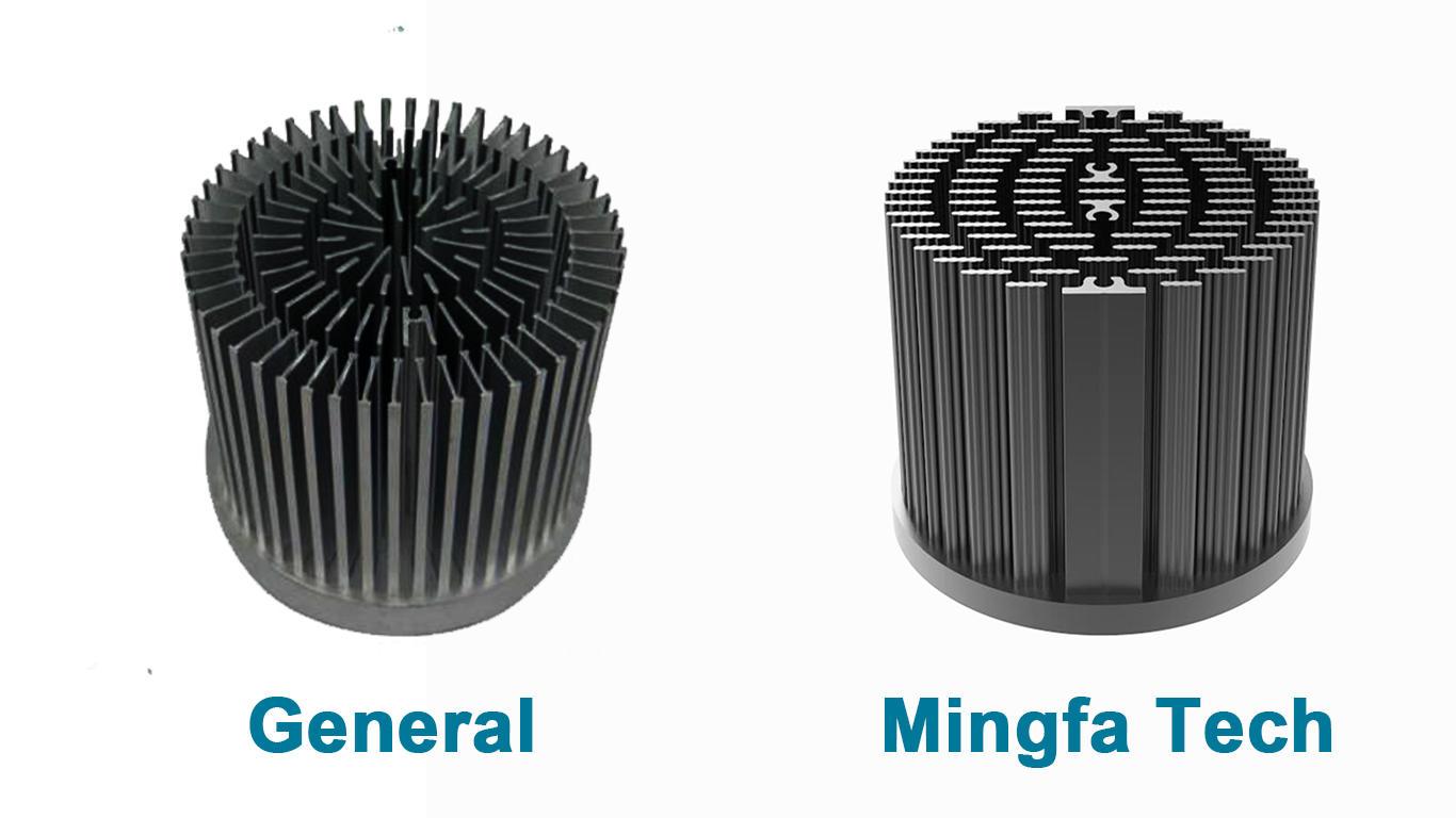 Mingfa Tech-Manufacturer Of Large Aluminum Heat Sink Xled-60306050 Smd Led Heat Sink-2