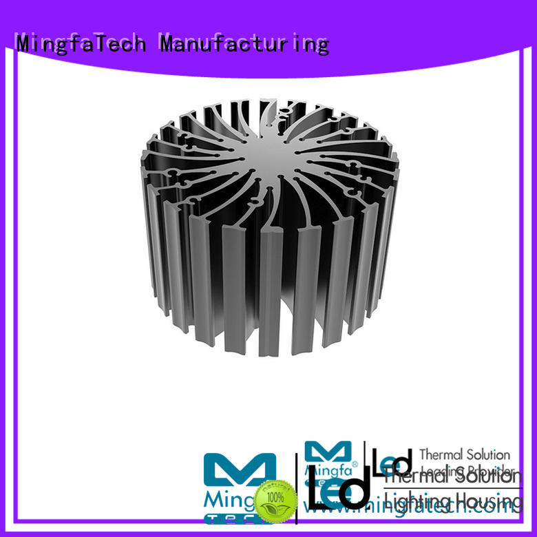 Mingfa Tech Indoor best heatsink design for mall