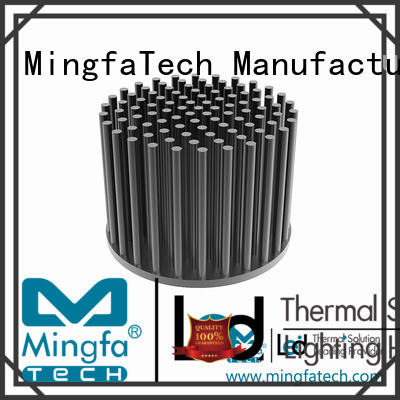 Mingfa Tech architectural thermal heat sink design for parking lot