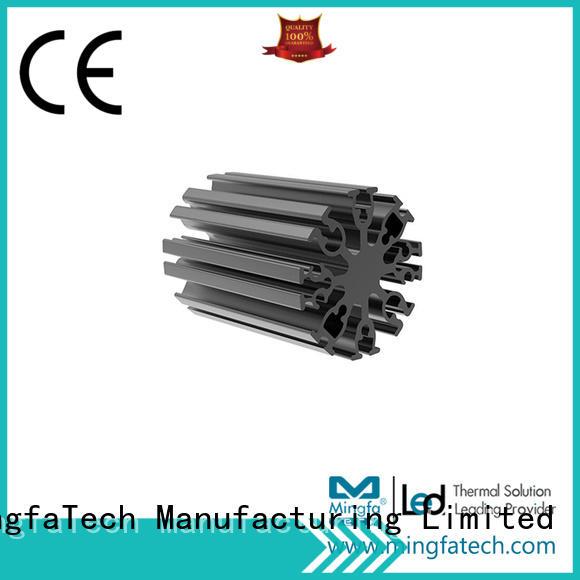 Mingfa Tech mini 3w led heatsink supplier for healthcare