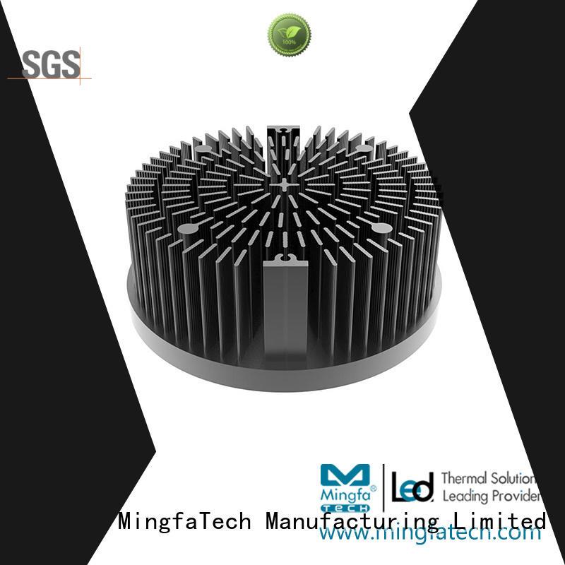 Mingfa Tech Brand light aluminum fin forging passive heat sink