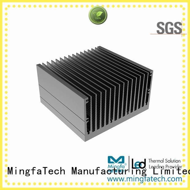 led metal heat sink design for office Mingfa Tech