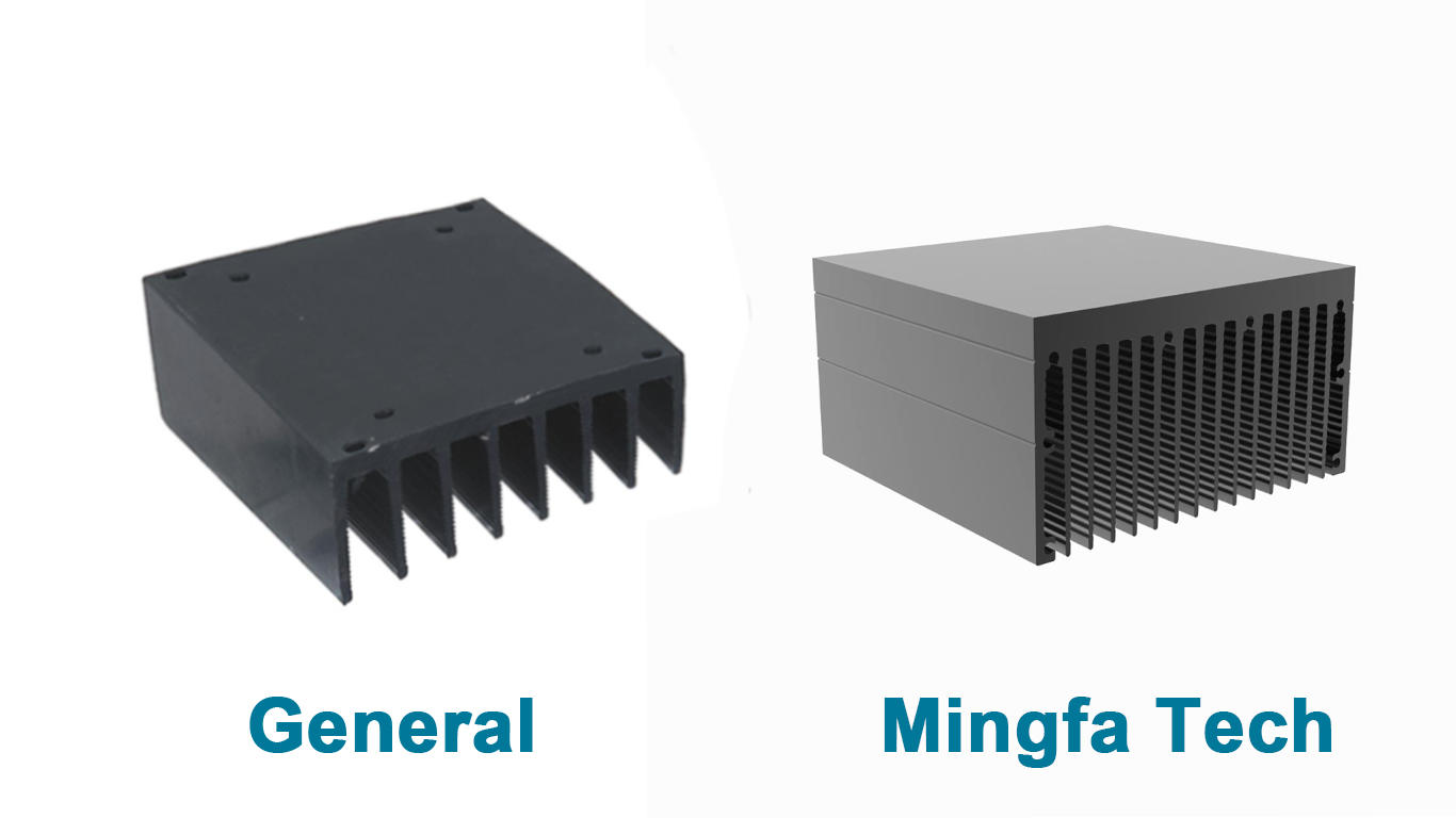 Mingfa Tech-Professional Metal Heat Sink Aluminum Heat Sink Enclosure Supplier-2