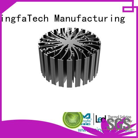 cob extrusion cooling cob led light Mingfa Tech Brand