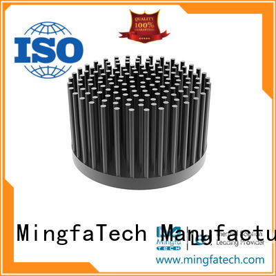 Mingfa Tech architectural heat sink fins light for parking lot