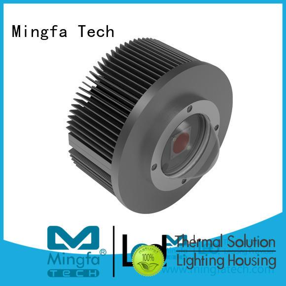 Mingfa Tech led heatsink module wholesale for parking lot
