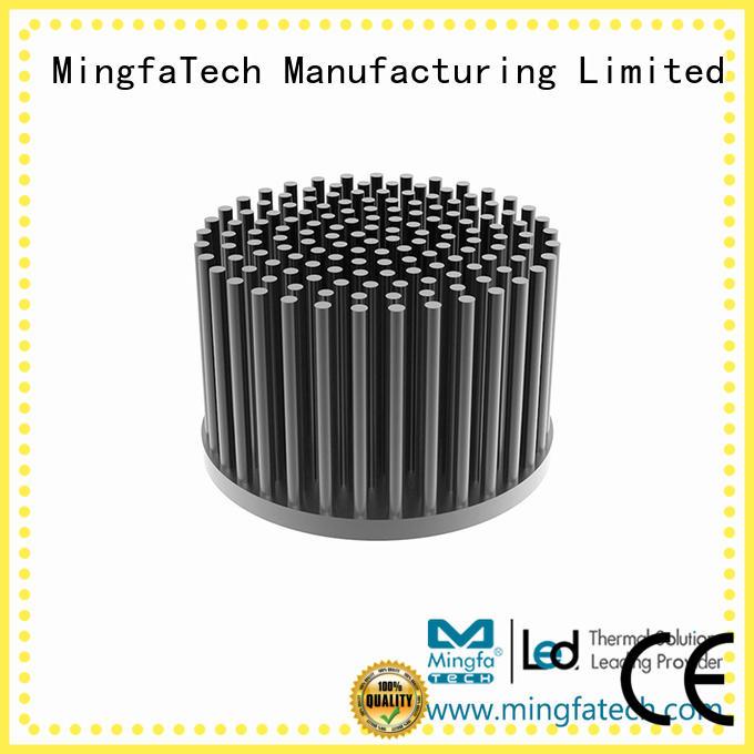 Mingfa Tech large circular heat sink large for retail