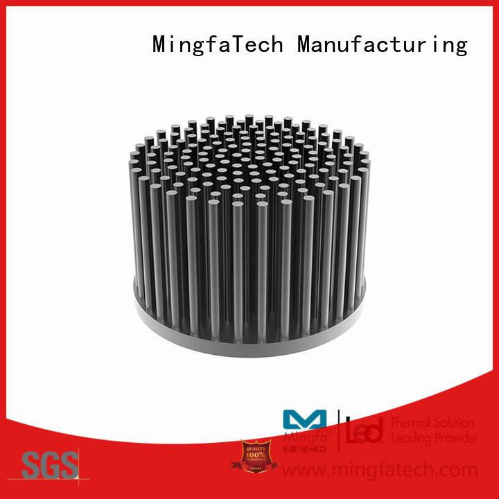 Mingfa Tech standard 10w led heatsink design for retail