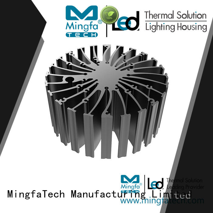 EtraLED-11020/11050/11080 passive heat sink cob heatsink