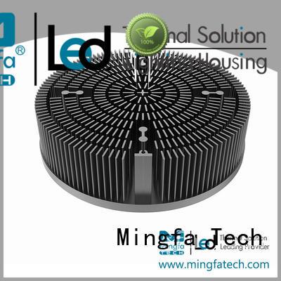 Mingfa Tech standard heat sink applications design for education