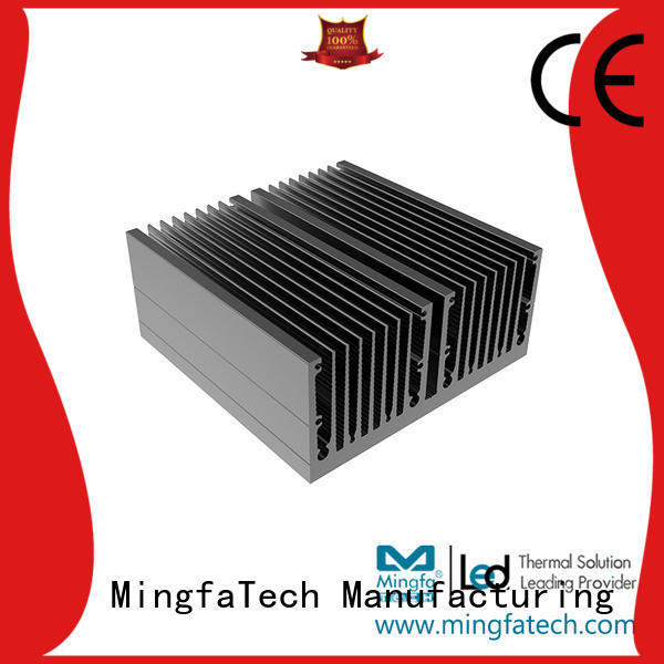tLED-115×50×115 Led lamp heat sink with aluminum extrusion