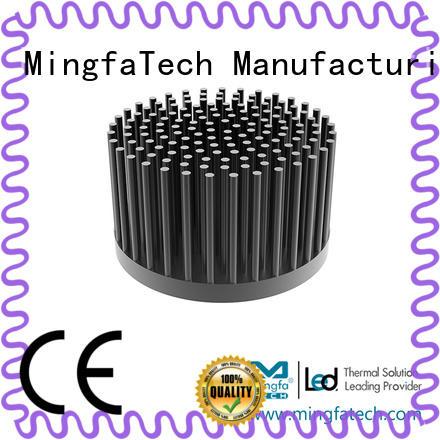 Mingfa Tech aluminium heat sink cost manufacturer for retail