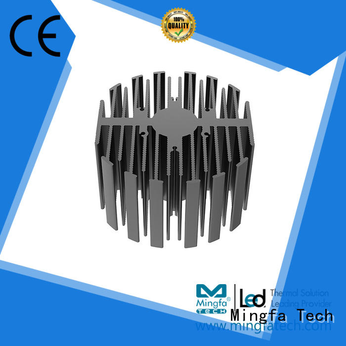 Mingfa Tech passive homemade heatsink supplier for station