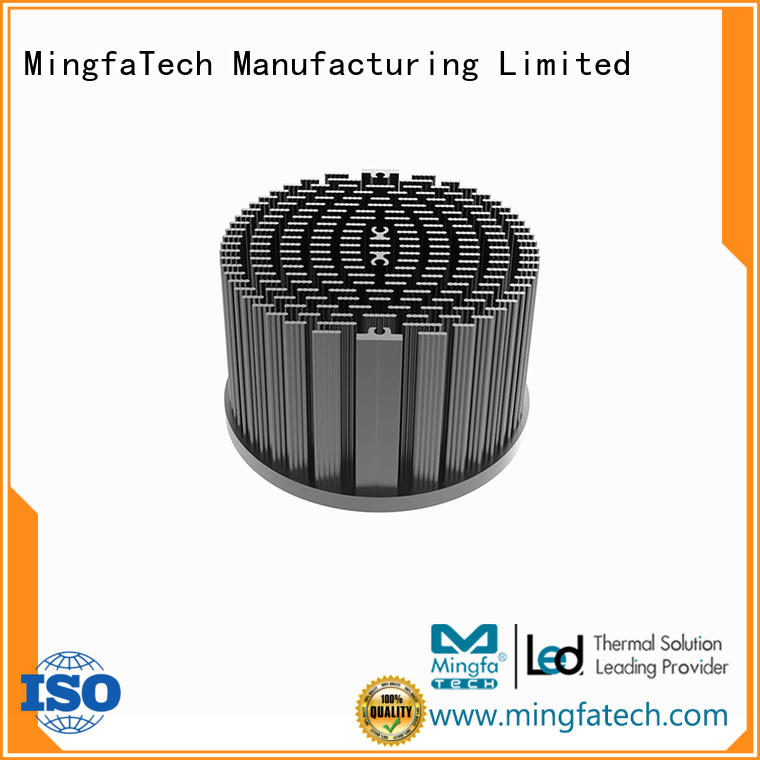 heat led thermal management fin for mall Mingfa Tech