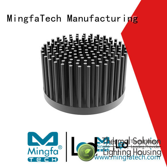 Mingfa Tech residential cooling module anodized for retail