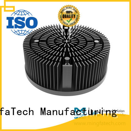 cold led bulb heat sink supplier for education Mingfa Tech
