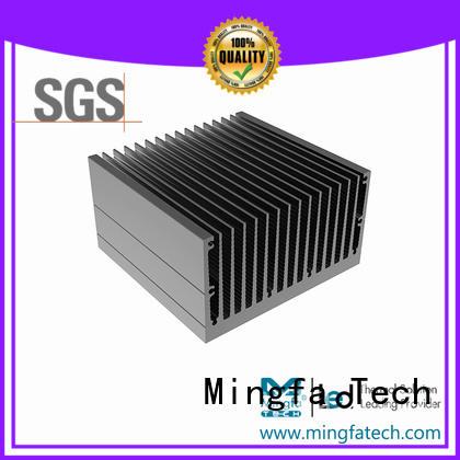 Mingfa Tech tled115×50×115 aluminum heatsinks supplier for parking lot