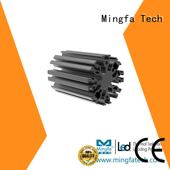 Mingfa Tech fanled962096509680 custom heatsink design for healthcare