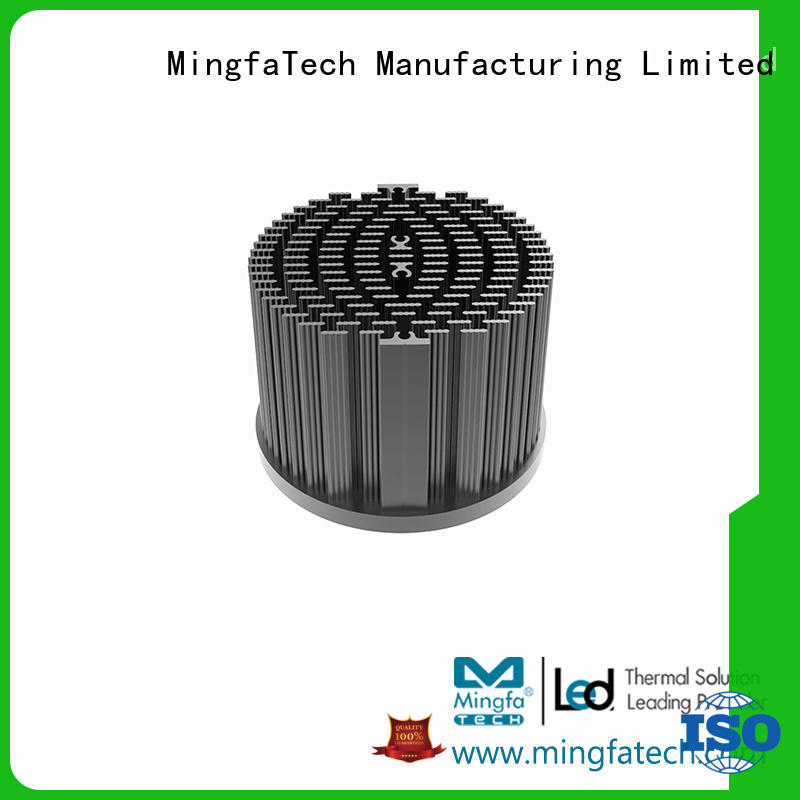 fin thermal sink design for education Mingfa Tech