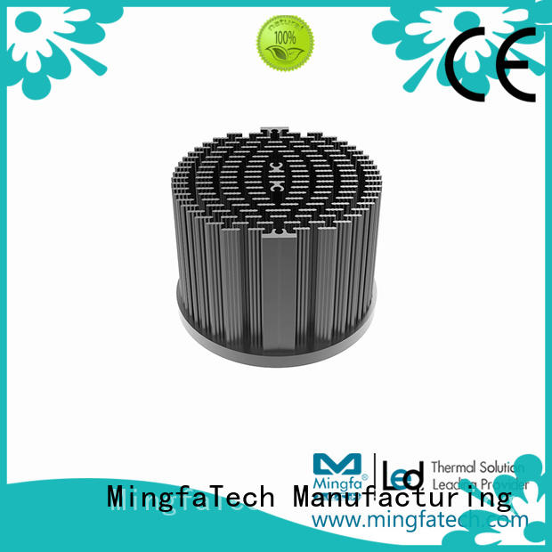 Mingfa Tech forging heat sinks for sale supplier for horticulture
