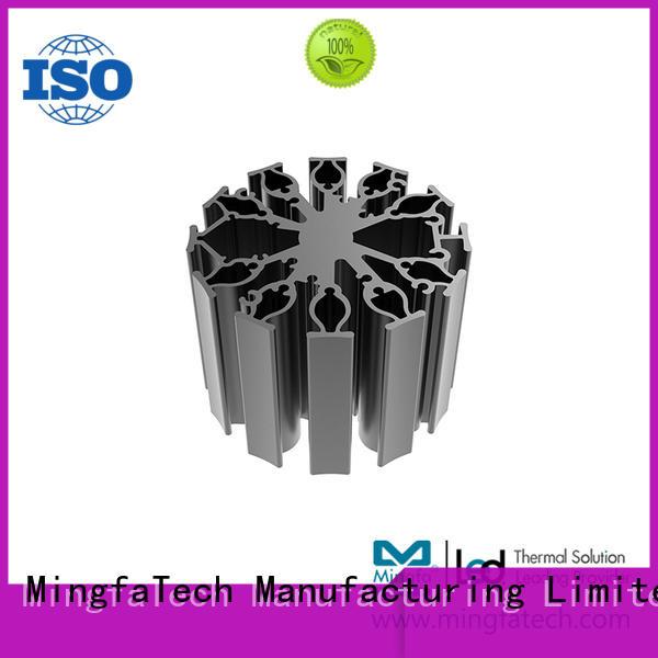 Mingfa Tech passive led heat sink design for horticulture