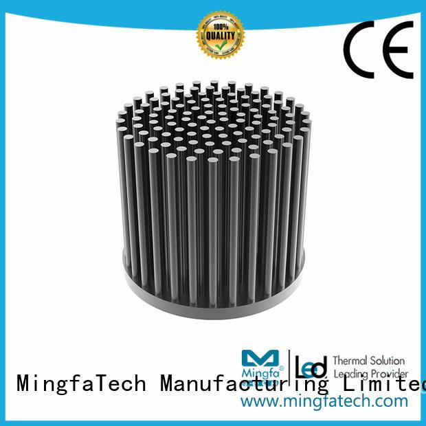 residential 10w led heatsink aluminium anodized for retail