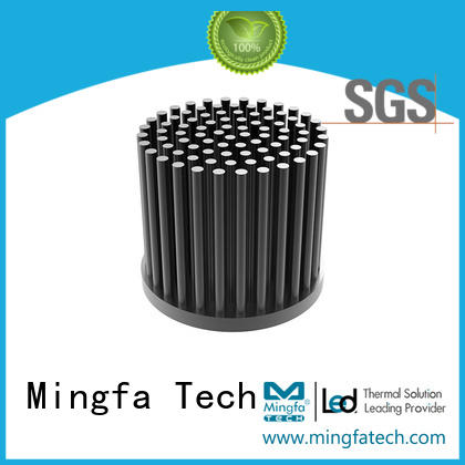 Mingfa Tech Brand fin finned cold led light heat sink