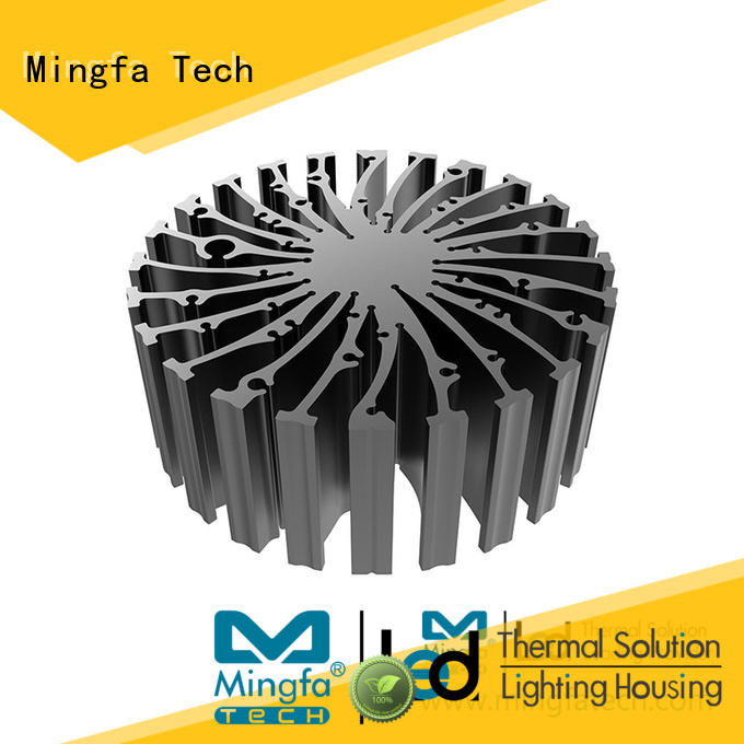 Mingfa Tech thermal solution 10 watt led heat sink design for airport