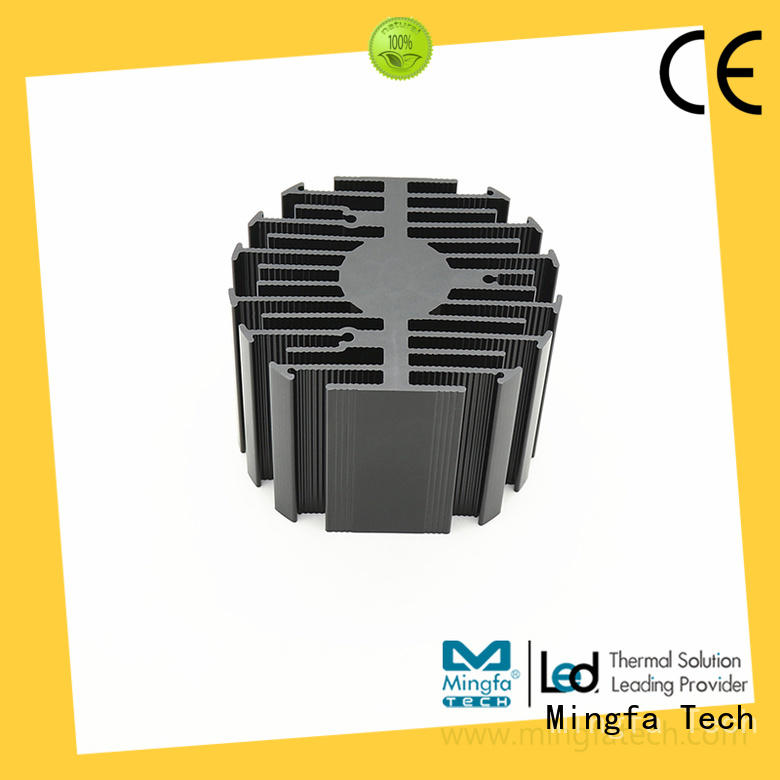 Mingfa Tech eled952095509580 heat sink compound for led design for station