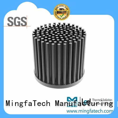 gooled6830685068606880 high power led heatsink aluminium for parking lot Mingfa Tech