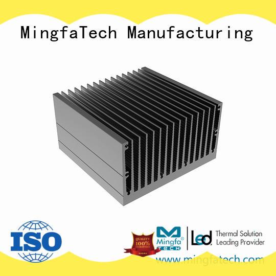 passive big heat sink tled190×70×30190×70×50 manufacturer for parking lot
