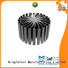 Mingfa Tech Brand round cob cooler extruded heat sink extrusion