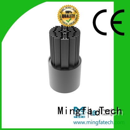 Mingfa Tech anodized can light housing supplier for museums
