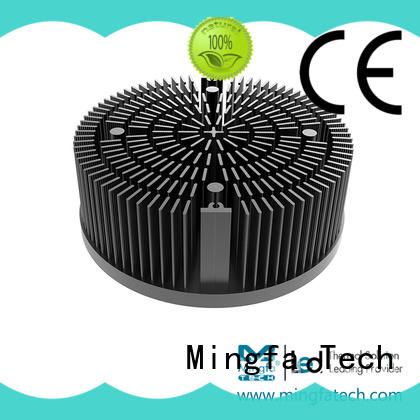 metal stamping heat sink size pinfin manufacturer for horticulture