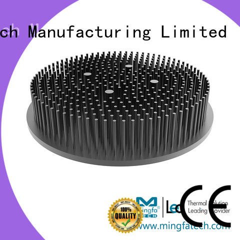 Mingfa Tech standard thermal heat sink anodized for retail