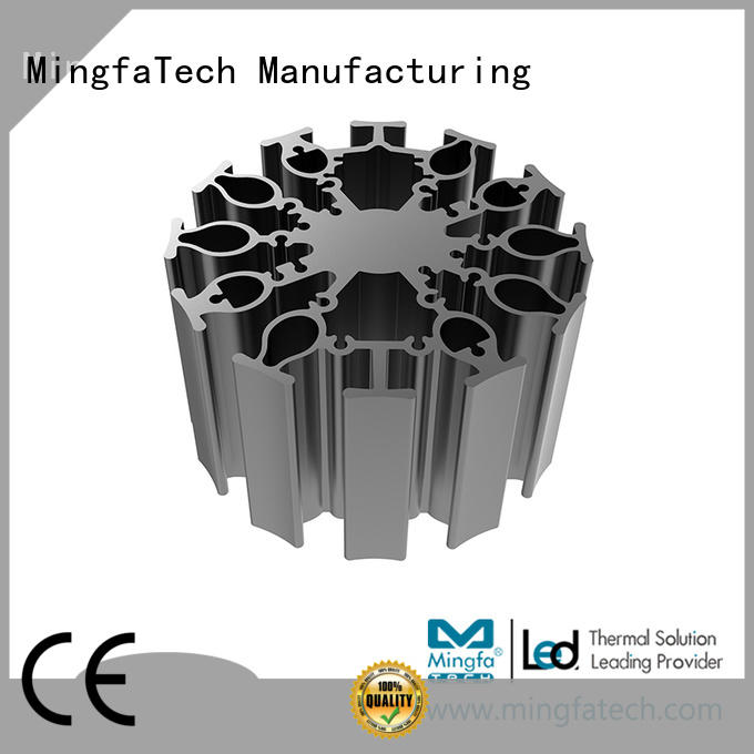 Mingfa Tech mini heatsink and fan wholesale for museums