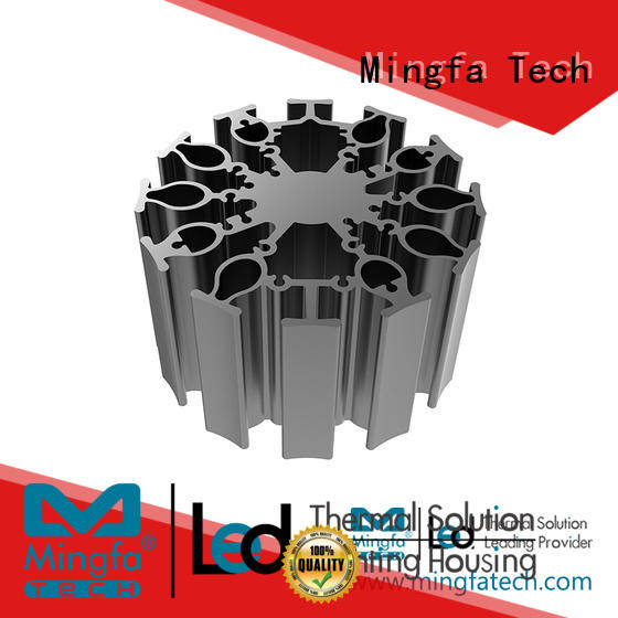 Mingfa Tech light led heat sink supplier for healthcare