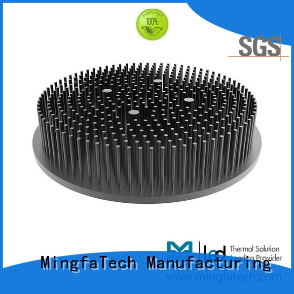 Mingfa Tech large circular heat sink smd for retail
