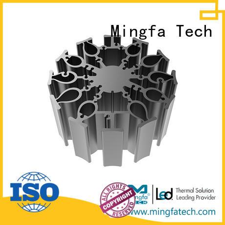 passive heatsink and fan supplier for warehouse Mingfa Tech